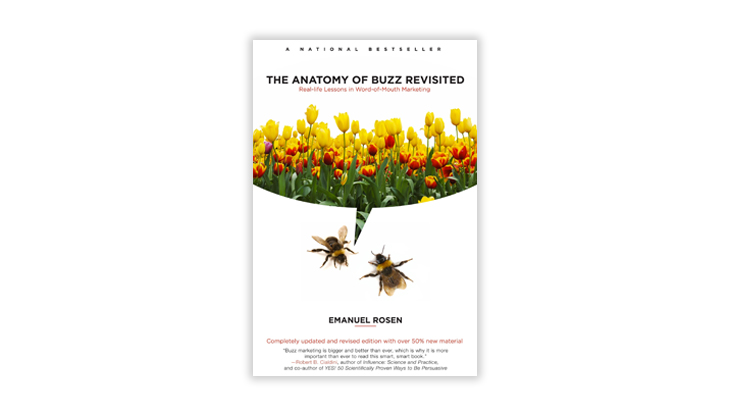 The Anatomy of Buzz book cover