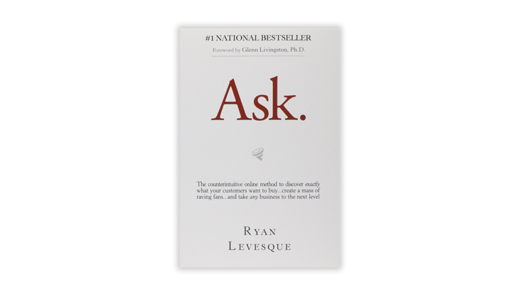 Ask. book cover