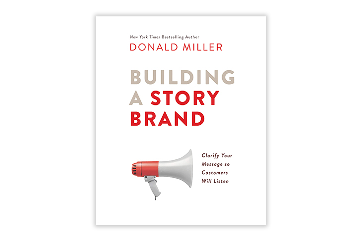 Building A Story Brand Book Cover