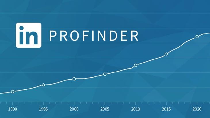 LinkedIn Profinder Graphic