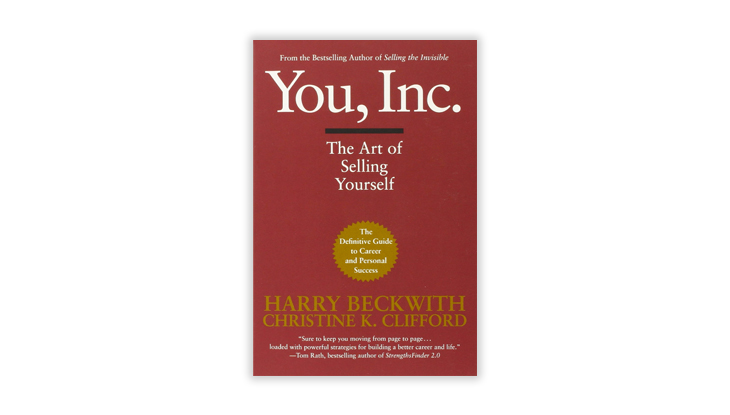 You, Inc. book cover