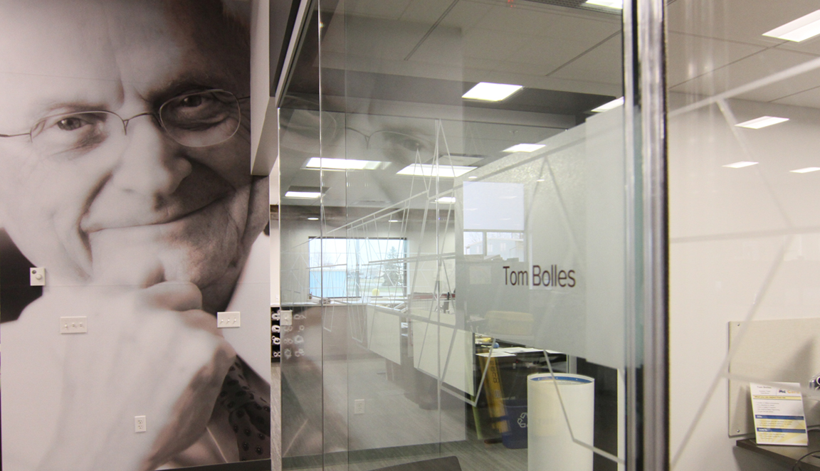 Boldt Image from their office