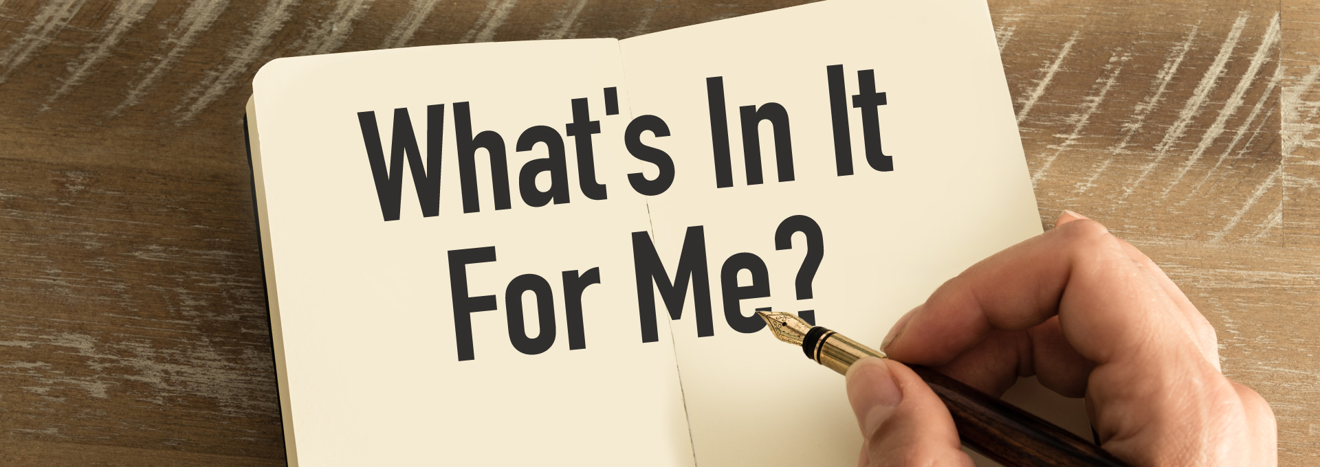 Want To Sell More? Then Answer Me This: